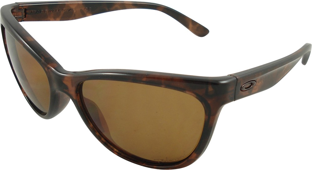 Oakley Fringe OO9124-05 Tortoise/Bronze Polarized